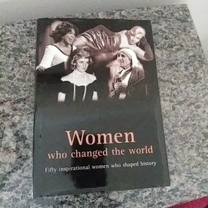 Other - 3/$20 Women who changed the world